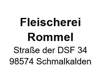 Fleischerei Rommel