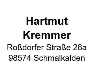 Hartmut Kremmer