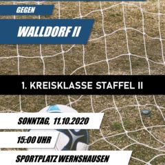 1. Kreisklasse 2020/2021 05. Spieltag