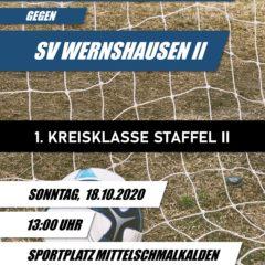 1. Kreisklasse 2020/2021 06. Spieltag
