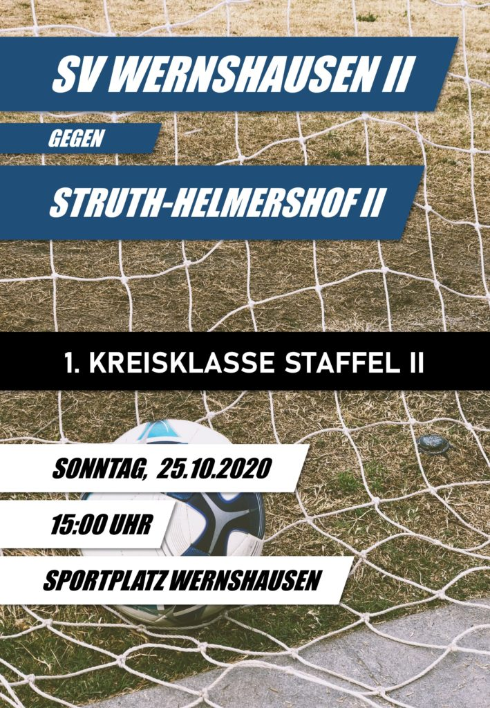 1. Kreisklasse 2020/2021 07. Spieltag