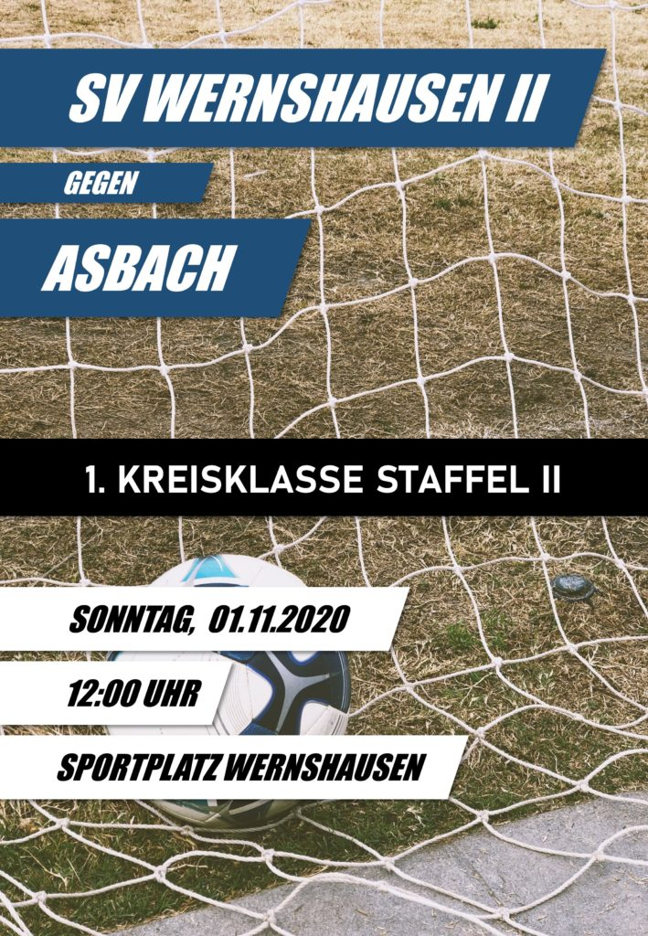1. Kreisklasse 2020/2021 08. Spieltag