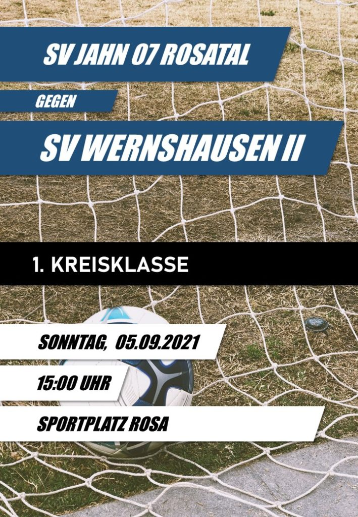 1. Kreisklasse 2021/2022 – 02. Spieltag
