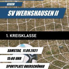 1. Kreisklasse 2021/2022 – 03. Spieltag