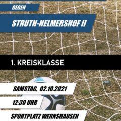 1. Kreisklasse 2021/2022 – 06. Spieltag