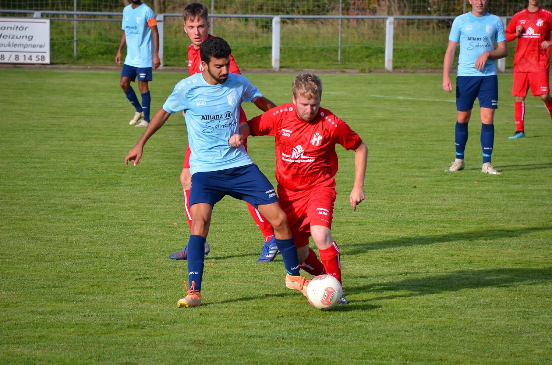 Wernshausen verschenkt Derbysieg an Breitungen